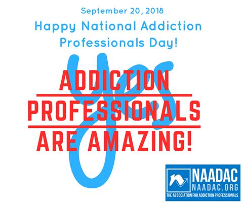 National Addiction Professional Day